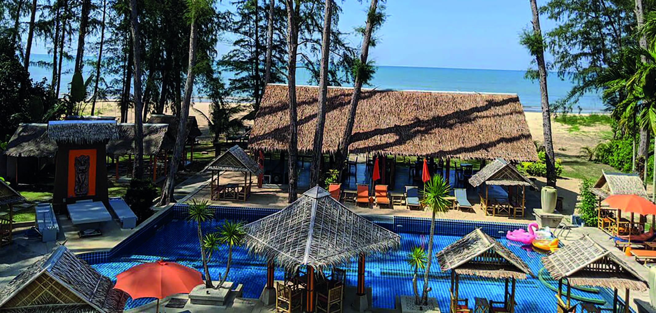 THE ORIENTAL BEACH VILLAGE - THAÏLANDE